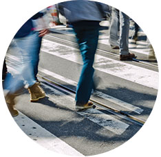 Philadelphia PA Pedestrian Injury Lawyer