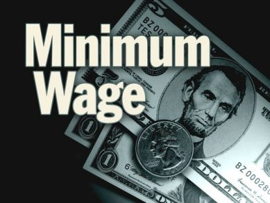 Minimum Wage NJ